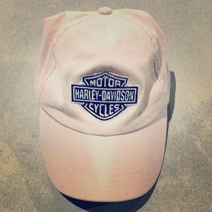 {Harley-Davidson}  Classic Logo Baseball Cap